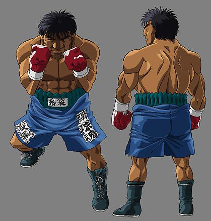 L Anime Hajime No Ippo Saison 3 En Images