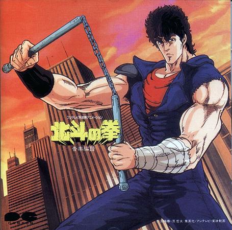 Hokuto no ken anime
