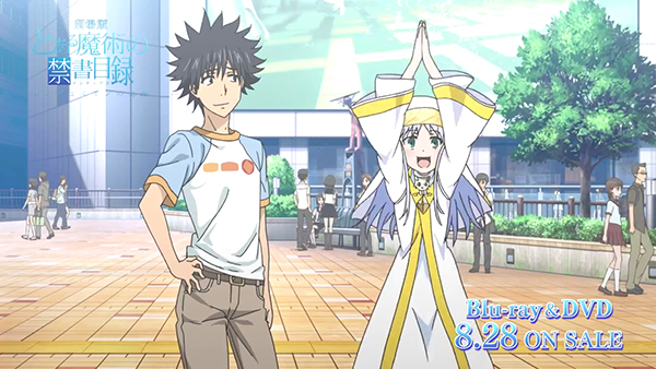 Toaru Majutsu no Index Movie