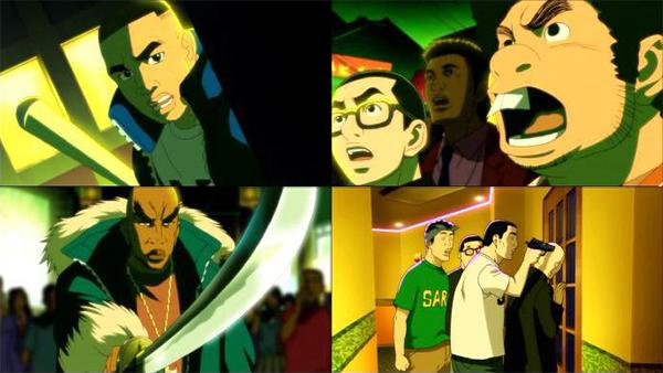 Tokyo Tribe 2 anime