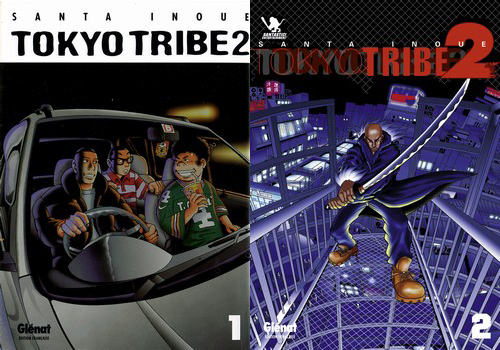 Tokyo Tribe 2 manga