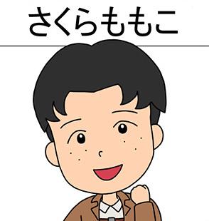 Marco - Sakura Momoko (Chibi Maruko-chan )