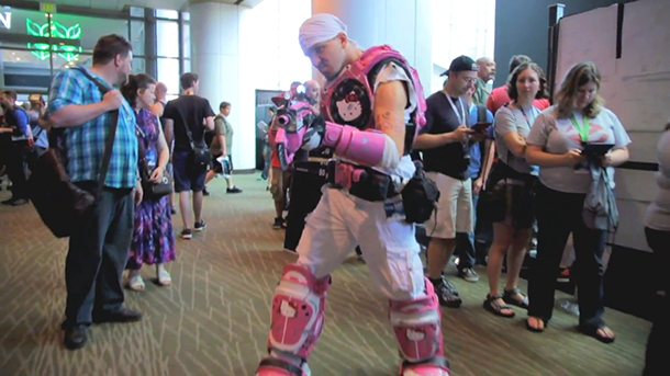 PAX Prime 2013 cosplay