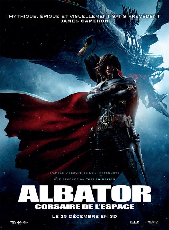 Albator Film 2013