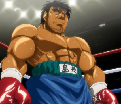 Nouvelles images de l'anime Hajime no Ippo Saison 3
