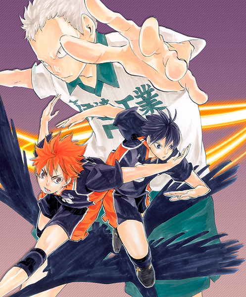 Haikyu-manga-illustration