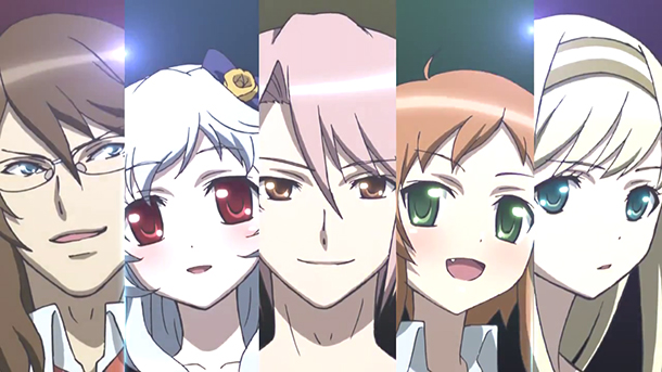 Z Ignition Anime Characters : L anime z ignition en character vidéo
