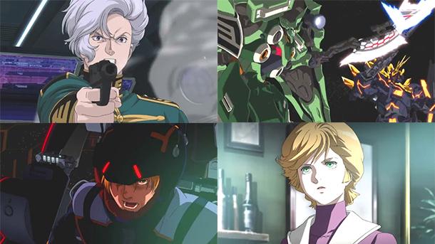 Gundam UC Episode 7