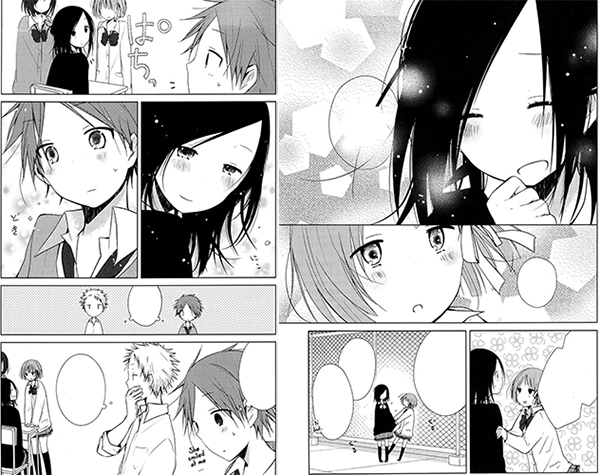 Isshuukan-Friends-manga-extrait-002