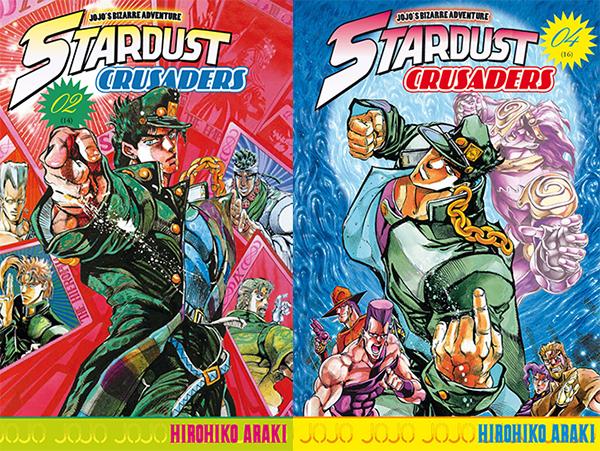 Stardust Crusaders