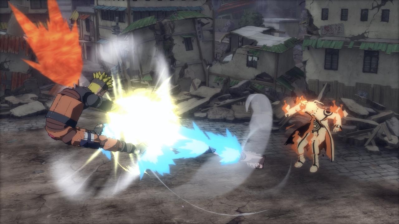 Naruto ninja storm revolution nouveau trailer et nouveaux personnages - Jeu info naruto ...