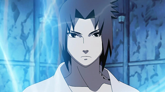 Sasuke-Uchiwa