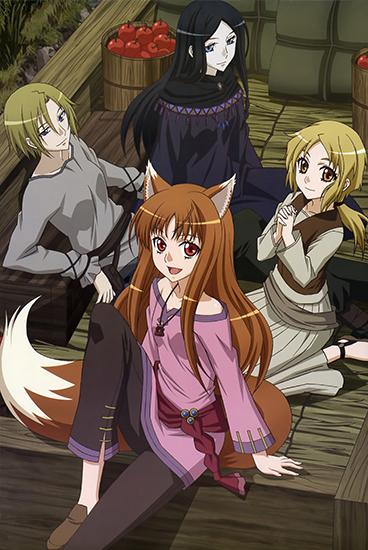 Spice-&-Wolf-II