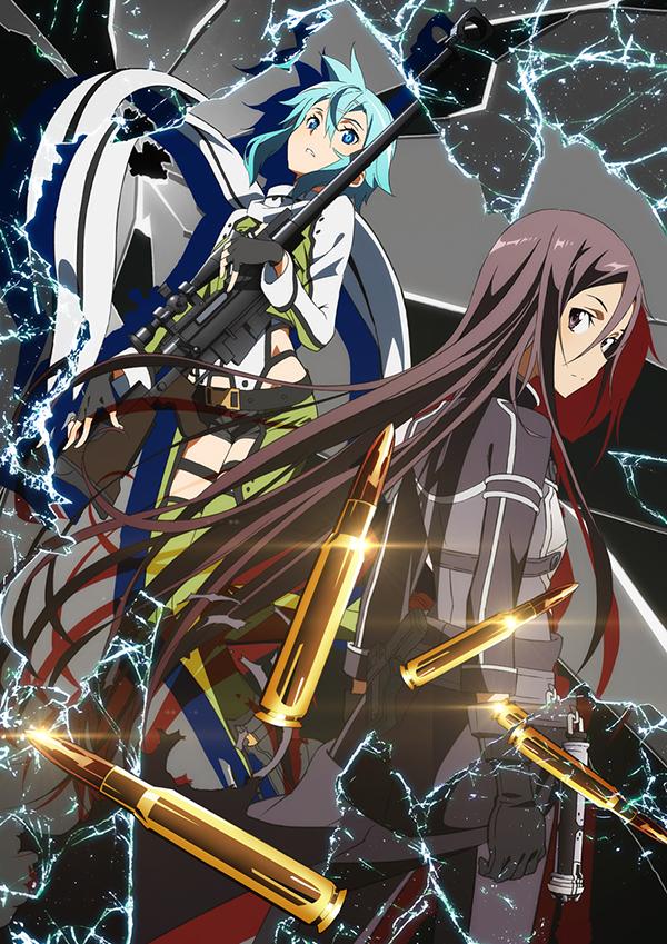 Sword Art Online II anime