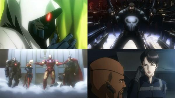 Black Widow & Punisher