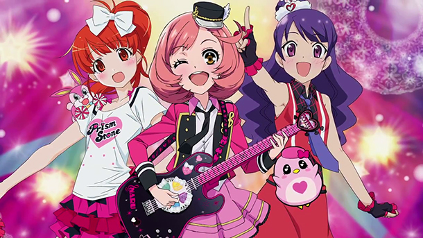 Pretty Rhythm The Movie