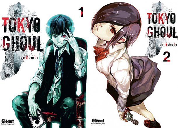 Tokyo-Ghoul-manga-tomes