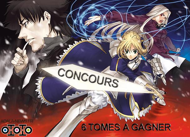 COncours-Fate-Zero-T.1