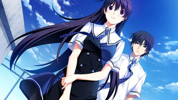 grisaia no kajitsu visual novel
