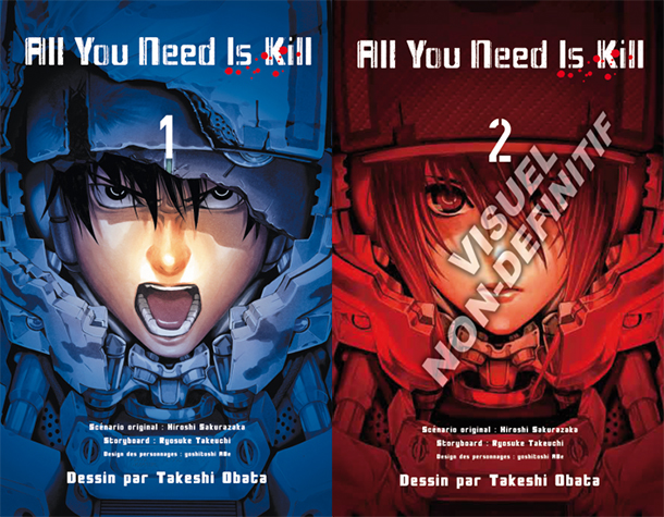 All-You-Need-Is-Kill-manga-tomes