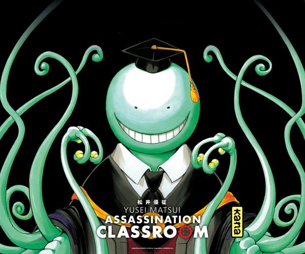 Assassination-Classroom-manga-Kana