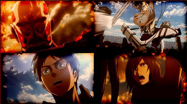 Films d'animation SnK Shingeki-no-Kyojin-Zenpen-images