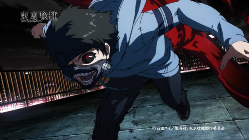 La série animée débute le 03 juillet 2014, au japon