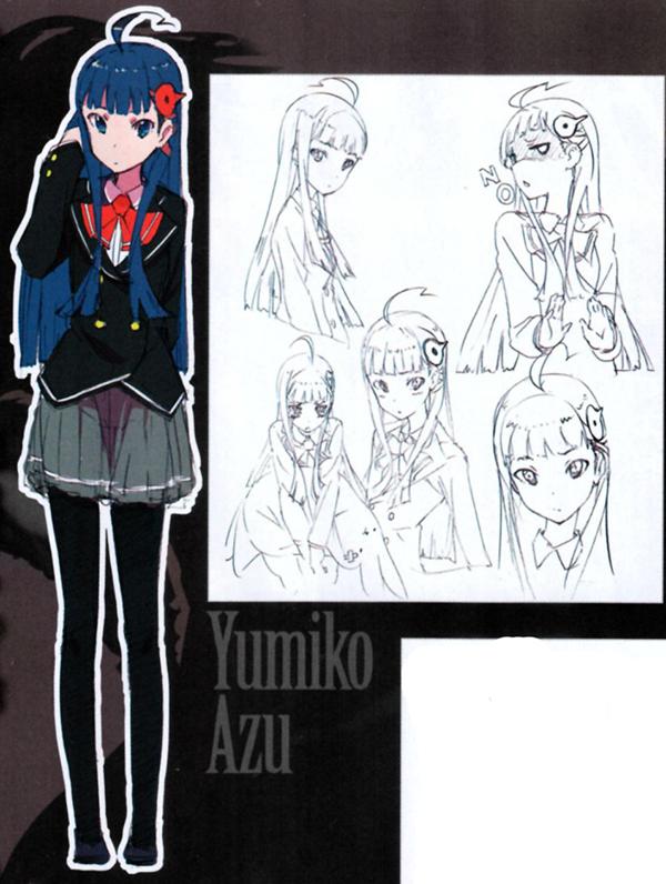 Yumiko-Azu