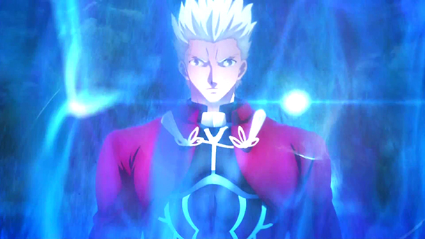L'anime Fate/Stay Night Unlimited Blade Works, en Character Vidéo 2