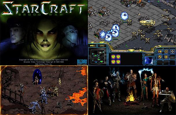 Starcraft-Diablo