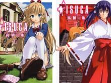 Isuca-Manga-tome-1-&-2