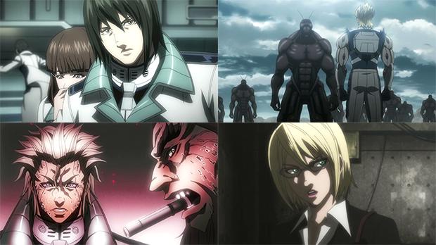 Terraformars-anime