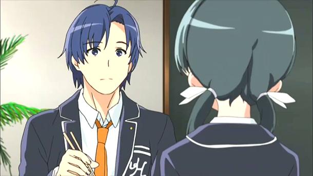 L'anime Ushinawareta Mirai o Motomete, en Publicité Vidéo