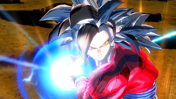 DB-Xenoverse-SS4_Goku