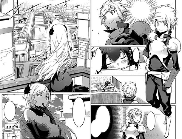 DanMachi-manga-extrait-003