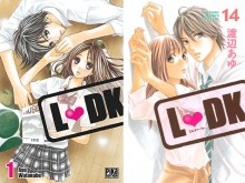 LDK-manga-tomes