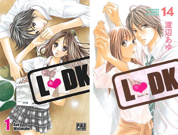 [MANGA] Coup de coeur du moment ! LDK-manga-tomes