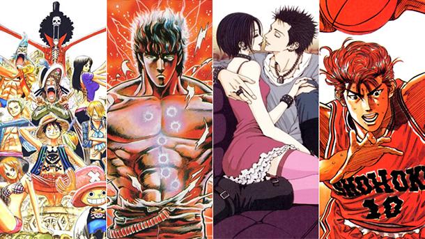 Manga-populaires