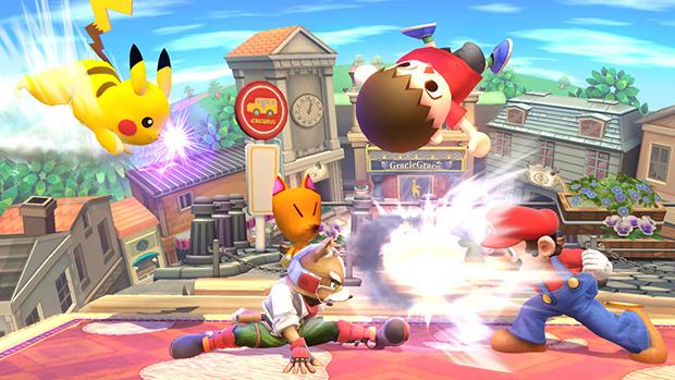 50 raisons de jouer à Super Smash Bros. Wii U