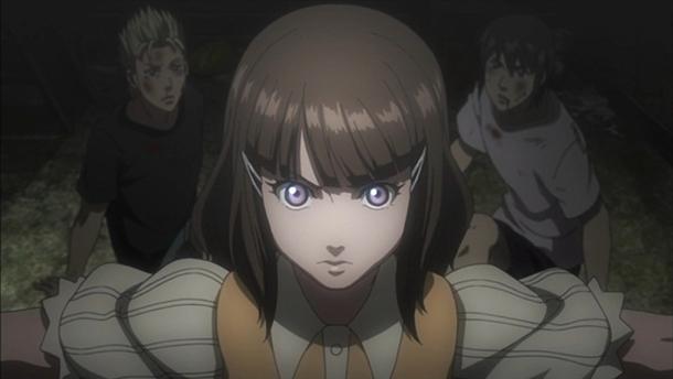 L'anime Terraformars diffusé temporairement en version non-censurée