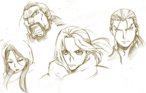 Arslan-sketch