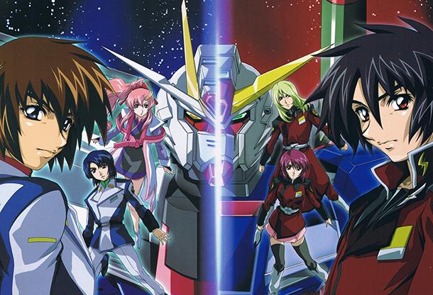 Gundam-SEED-illustration