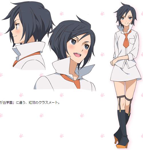 Harishima-Kaoru-chara-design