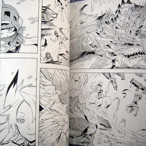 Monster-Hunter-Epic-manga-extrait-006