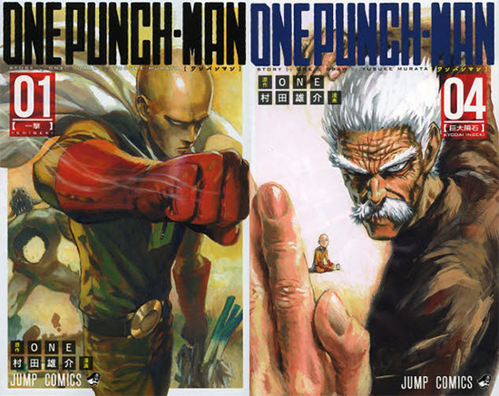OnePunch-Man-tomes