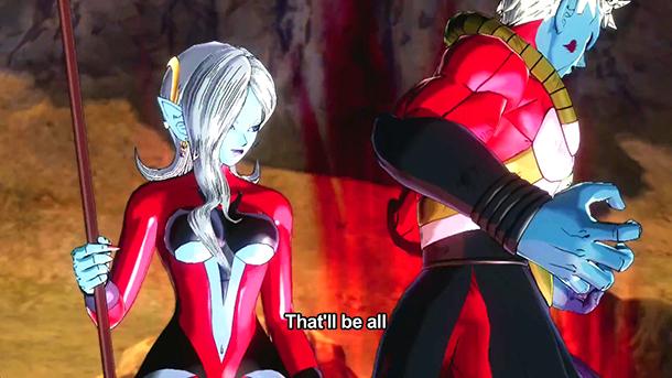 Le jeu Dragon Ball Xenoverse, en Trailer Story 2