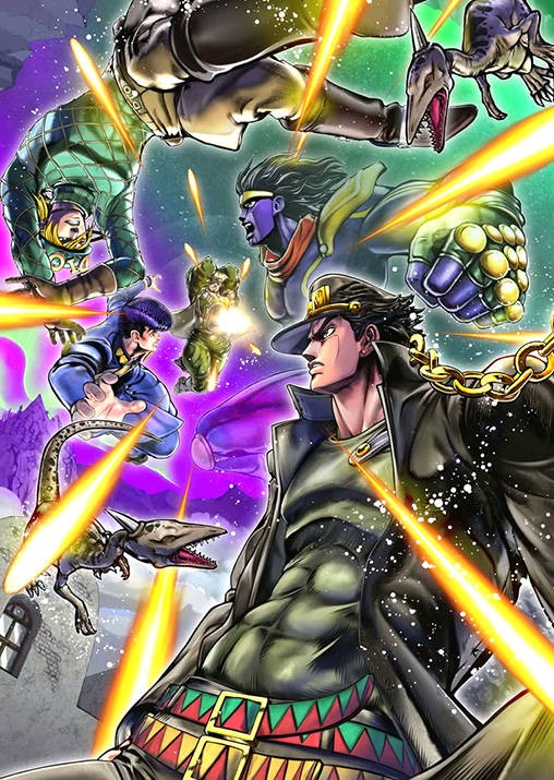 JoJo's-Bizarre-Adventure-Eyes-of-Heaven