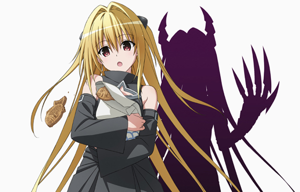 l 39 anime to love ru trouble darkness saison 2 annonc. Black Bedroom Furniture Sets. Home Design Ideas
