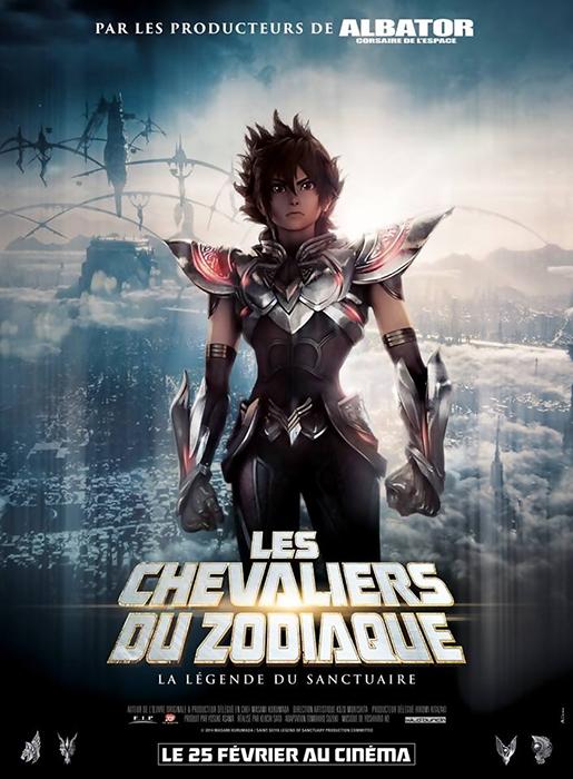 les-chevaliers-du-zodiaque-la-legende-du-sanctuaire-Poster