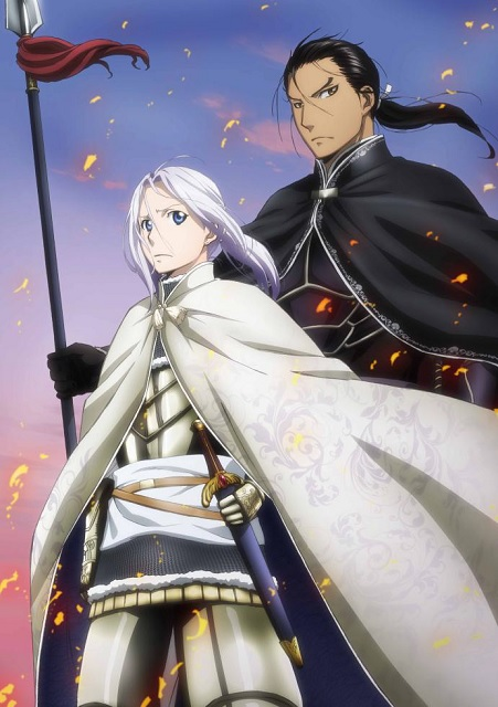 Arslan_Senki_Visual_Art